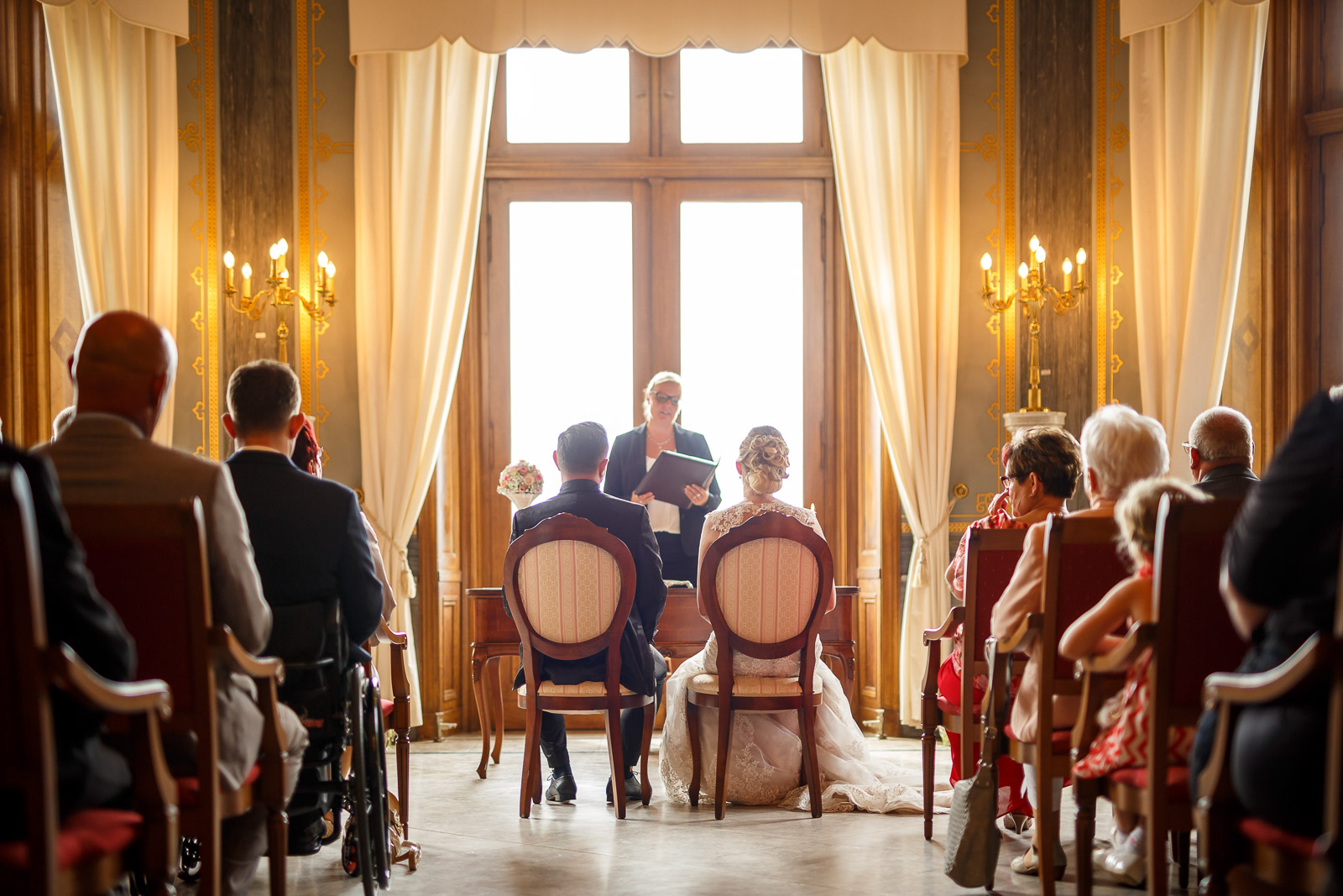 Hochzeitsfotograf Dresden Schloss Albrechtsberg - newpic.eu by Toni Kretschmer