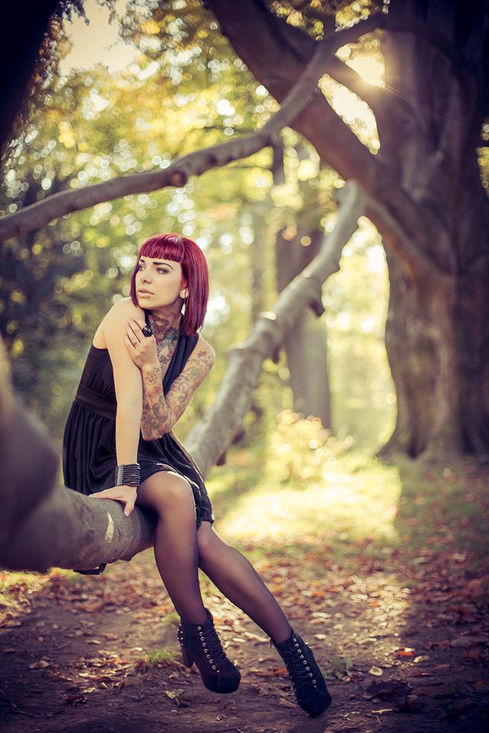Outdoor - Portraitshooting in Dresden by newpic.eu