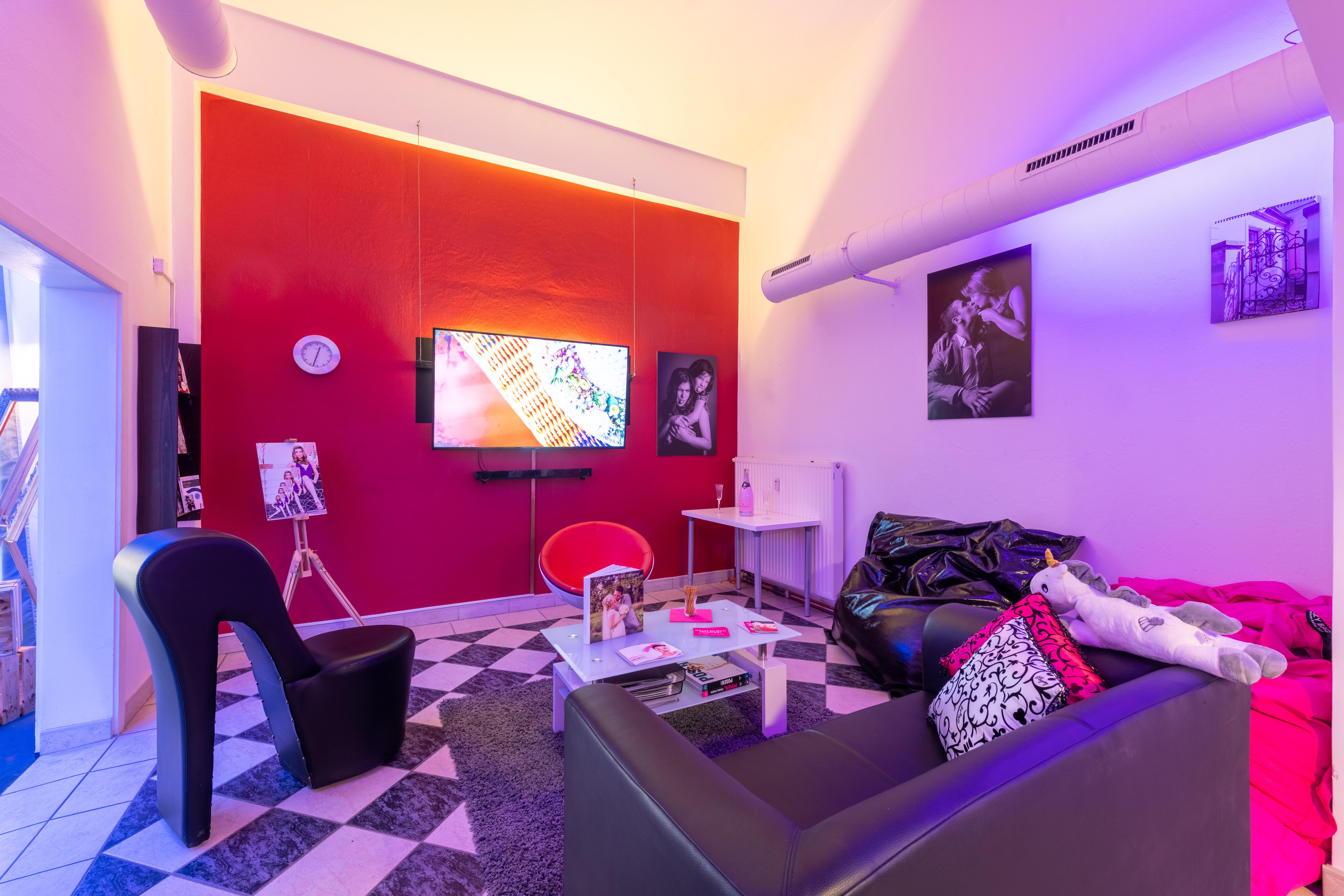 Fotostudio Loft in Dresden - Newpic Photography