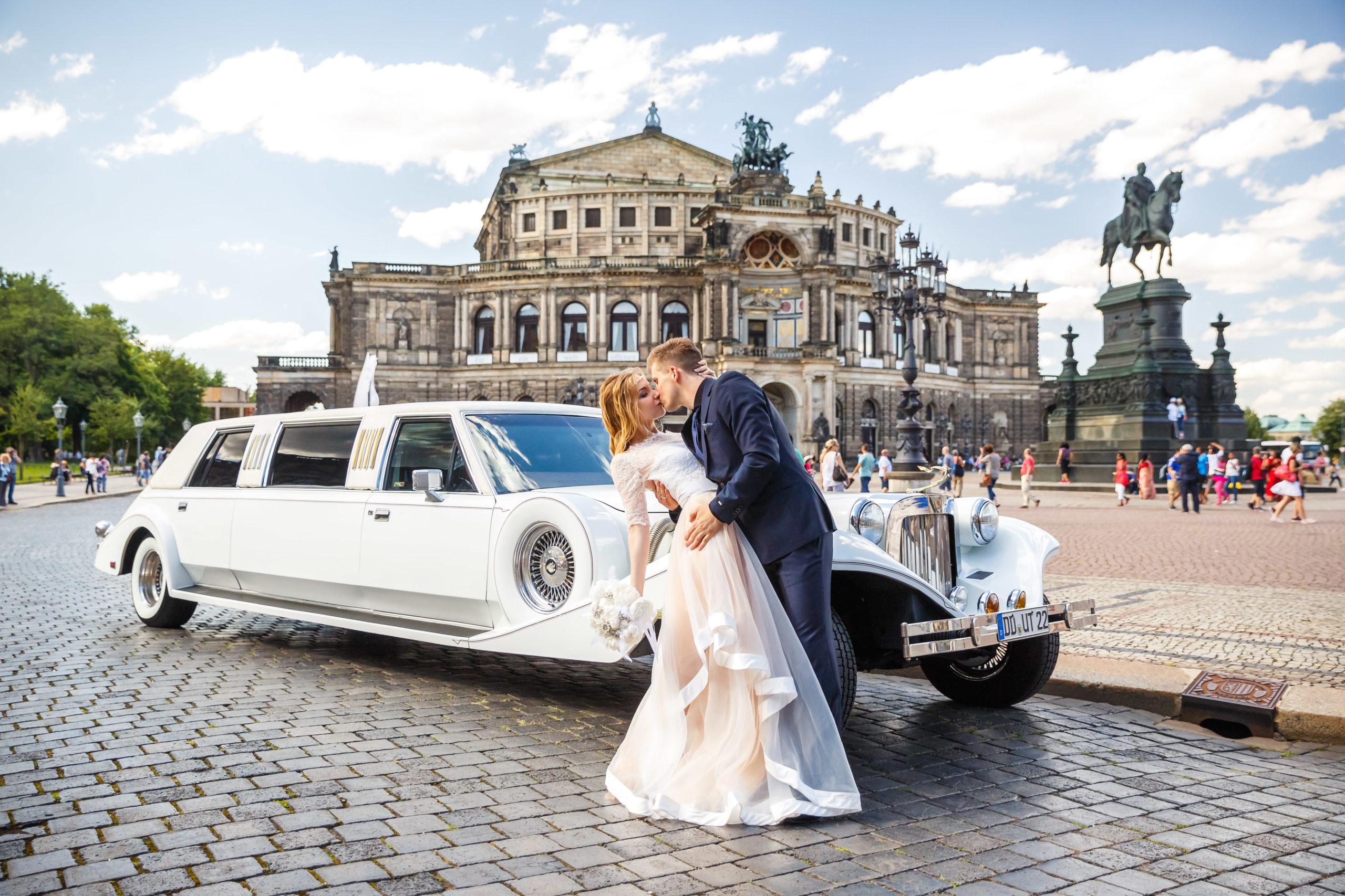 Hochzeitsfotograf Dresden Altstadt Semperoper - newpic.eu by Toni Kretschmer